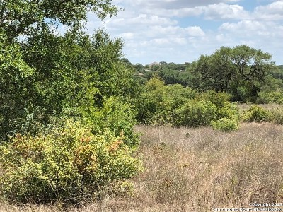 New Braunfels Residential Lots & Land For Sale: 1217 (Lot 953) Merlot