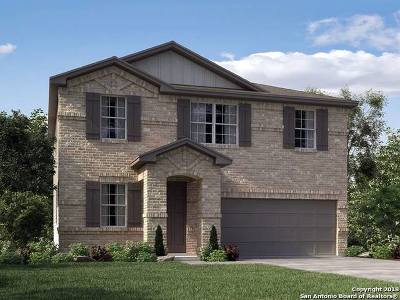 Boerne Single Family Home New: 100 Clarendon