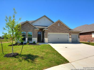 Kendall County Single Family Home New: 123 Heathcot