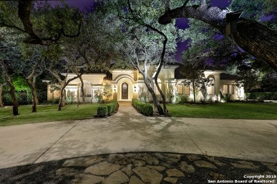 Bexar County Single Family Home New: 527 Berwick Town