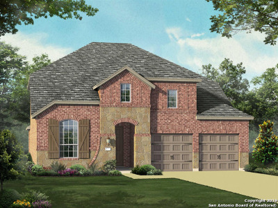San Antonio Single Family Home New: 23046 Evangeline