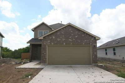 Converse Single Family Home New: 7436 Summer Blossom Court