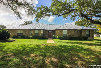 Floresville Single Family Home For Sale: 141 Oak Fields Dr