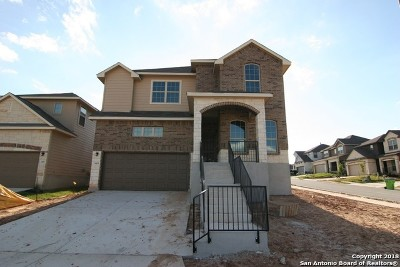 Bexar County Single Family Home New: 3403 Sky Rocket