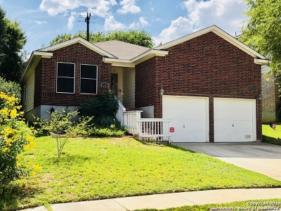San Antonio TX Single Family Home New: $183,999