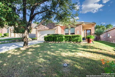 Bexar County, Kendall County Single Family Home New: 7614 Presidio Cove