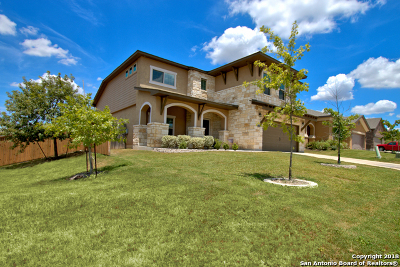 San Antonio Single Family Home New: 1455 Rock Dove Rd