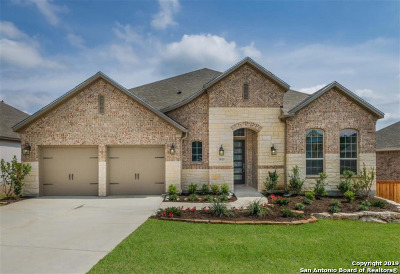 San Antonio Single Family Home New: 3815 Monteverde