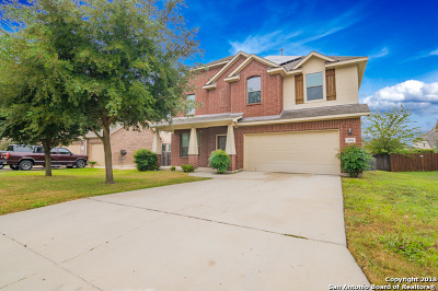 San Antonio Single Family Home New: 11831 Jasmine Way