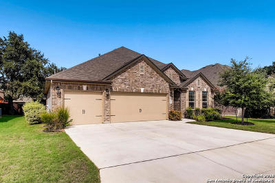 San Antonio Single Family Home New: 11359 Phoebe Lace