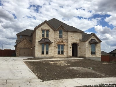 Schertz Single Family Home New: 10580 Gage Park
