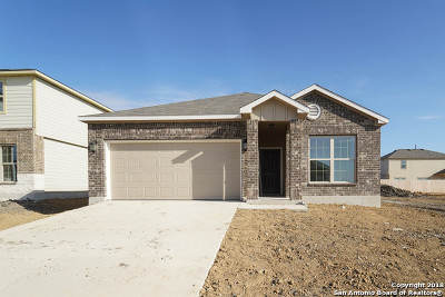 Converse Single Family Home New: 10515 Penelope Way