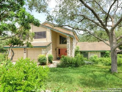 San Antonio Single Family Home Price Change: 20014 Encino Ridge St
