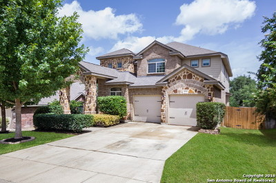 Bexar County Single Family Home New: 13047 Gordons Mott