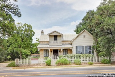 Boerne Single Family Home For Sale: 508 Main St