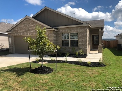 Bulverde Single Family Home For Sale: 32110 Giant Oak