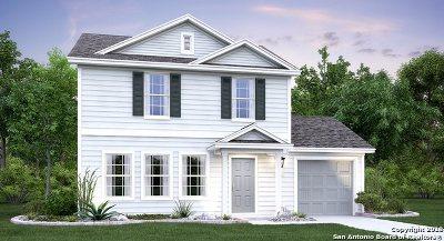 Single Family Home New: 5930 Autumn Palms