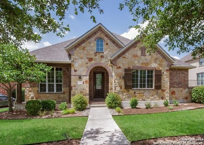 San Antonio Single Family Home New: 3527 Puesta De Sol