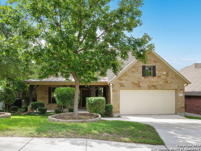 San Antonio Single Family Home New: 11714 La Granja