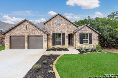 Bexar County Single Family Home Price Change: 9019 Pond Gate