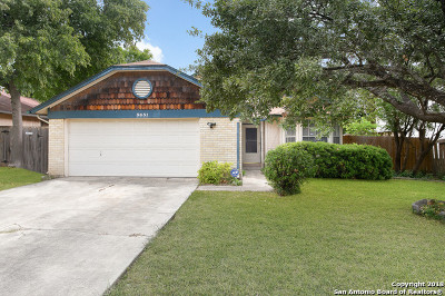 Single Family Home New: 3631 Ridge Cluster St