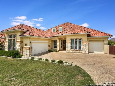 San Antonio Single Family Home New: 24711 Faraday