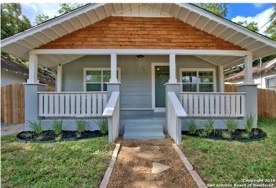 Single Family Home Price Change: 1716 Nolan St