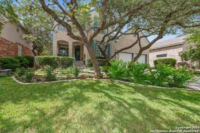 San Antonio Single Family Home New: 18705 Brookwood Forest