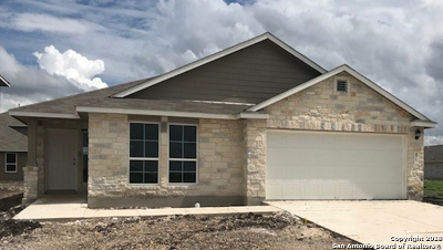 New Braunfels Single Family Home New: 472 Mallow Drive