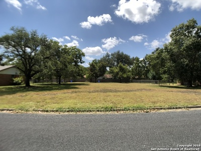 Seguin Residential Lots & Land For Sale: 1615 Driftwood Dr
