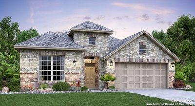 San Antonio Single Family Home New: 15030 Stagehand Dr