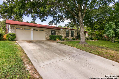 Universal City Single Family Home New: 421 Kimberly Dr
