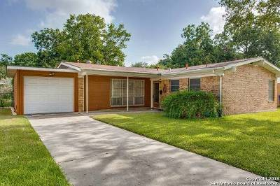 San Antonio Single Family Home New: 4519 Creekmoor Dr
