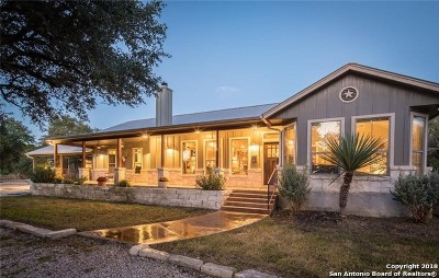 New Braunfels Single Family Home For Sale: 5946 W State Highway 46