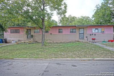 San Antonio Multi Family Home New: 110 Westhill Pl