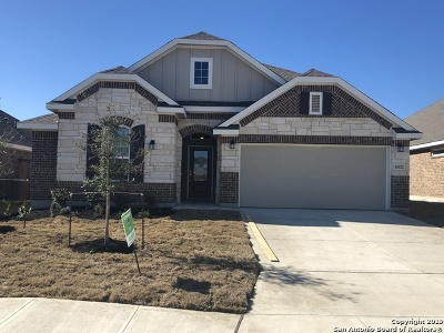San Antonio Single Family Home New: 15022 Stagehand Dr