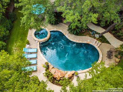San Antonio Single Family Home New: 5 Birnam Wood