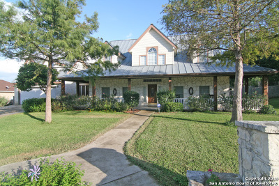 Castroville Single Family Home New: 112 River Vly