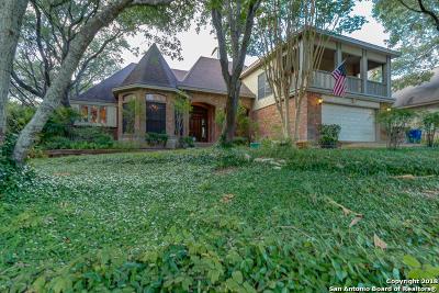 San Antonio Single Family Home New: 6819 Brave Way