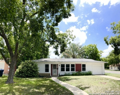 San Antonio Single Family Home New: 2658 W Kings Hwy