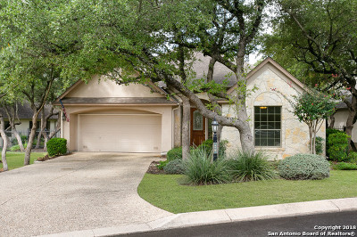 Bexar County Single Family Home New: 26 Grassmarket