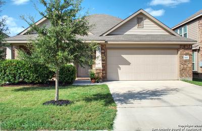 San Antonio Single Family Home New: 9002 Wyatts Run