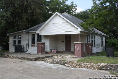 San Antonio Single Family Home New: 1322 Rigsby Ave