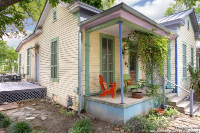 San Antonio Single Family Home New: 108 San Arturo St