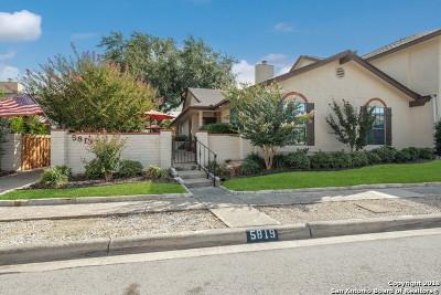 San Antonio Single Family Home New: 5819 Royal Bend