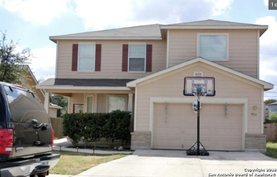 San Antonio Single Family Home Back on Market: 9914 Vandenberg Way