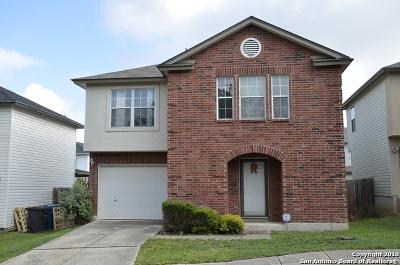 San Antonio Single Family Home New: 10111 Trailhead Pass