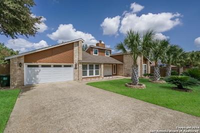Selma Single Family Home For Sale: 8527 Pegasus Dr