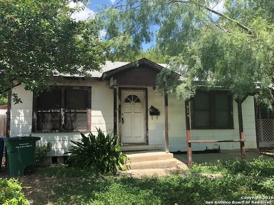 San Antonio Single Family Home New: 529 W Southcross Blvd