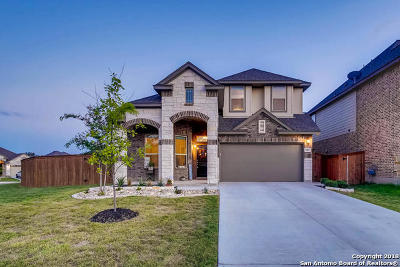 San Antonio Single Family Home New: 9007 La Junta